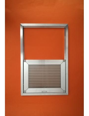 Okno wylotowe 60x40cm - 16mm
