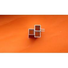 Profil aluminiowy 15x15x1mm