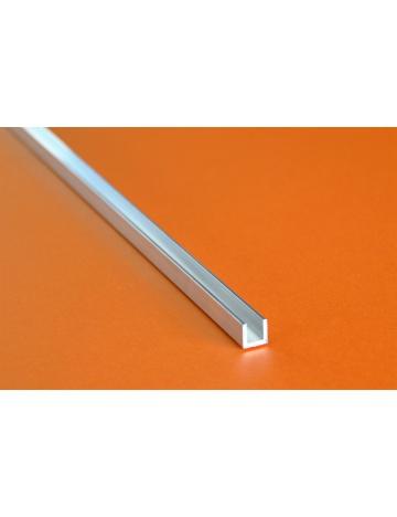 Profil aluminiowy U (HU0606)