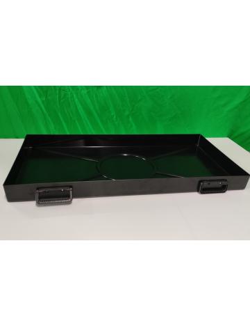 Wysuwana szuflada VŠ07 - czarna z uchwytem