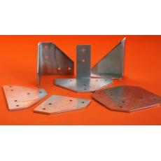 Wzmocnienie aluminiowe, kąt