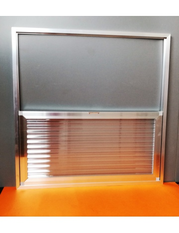 Okno wylotowe 86x85cm