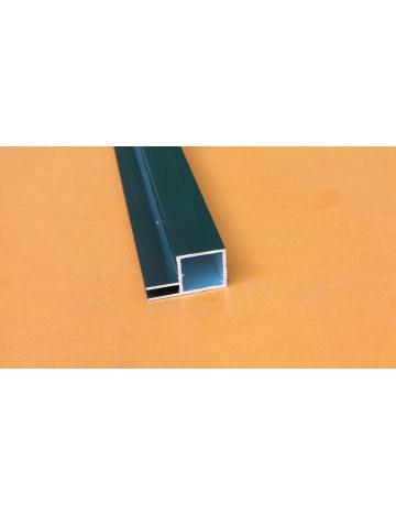 Profil aluminiowy (HJ15V1 czarny anodowane)