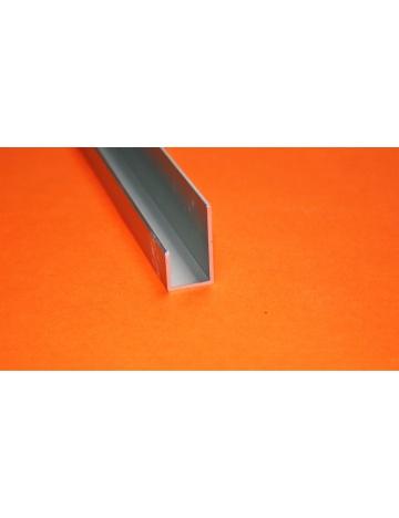 Profil aluminiowy U (HU173015 anodowane)