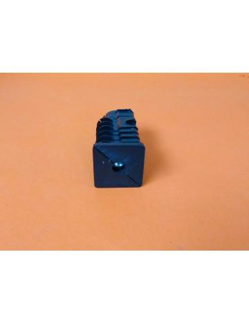 Zaślepki 40x40 - gwint metalowy M10