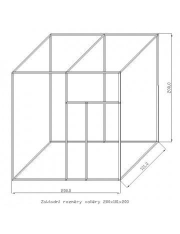 Zestawy KV01/3, bez liczników paszowych