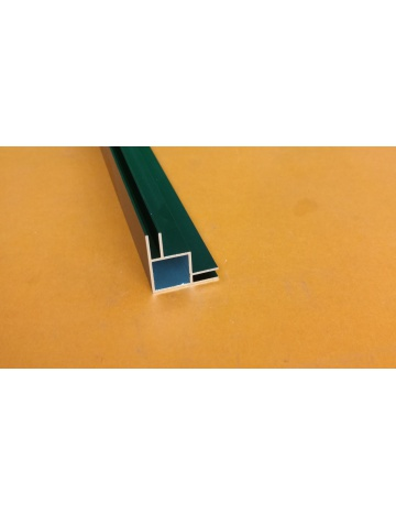 Profil aluminiowy (HJ15V3 czarny anodowane)