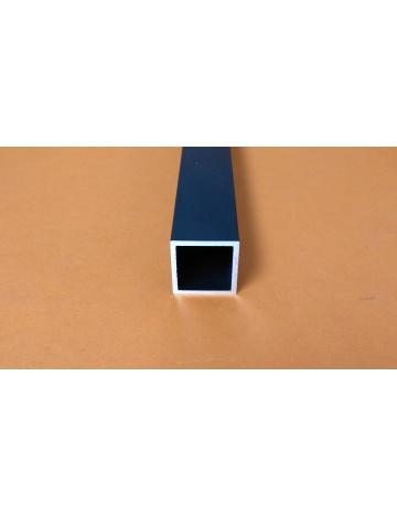 Profil aluminiowy (HJ25K czarny anodowane)