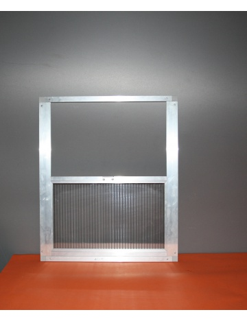 Okno wylotowe  60x46cm - 10mm