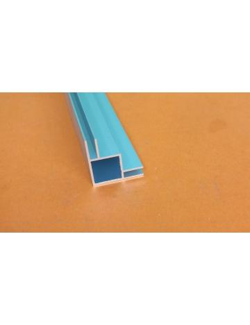 Profil aluminiowy (HJ15V3 anodowane)