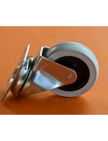 Koła przemysłowe, bez hamulca, średnica 50mm