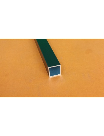 Profil aluminiowy (HJ15 czarny anodowane)