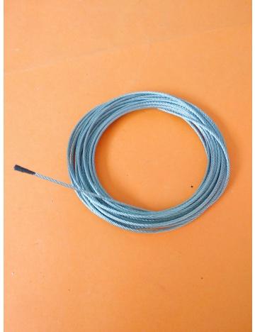 Kabel ze stali nierdzewnej 5m