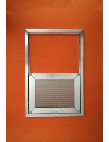 Okno wylotowe 76 x 40,5cm - 16mm