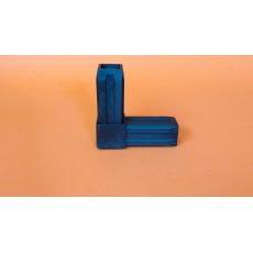 Złączki plastikowe 30x30HČ, czarny