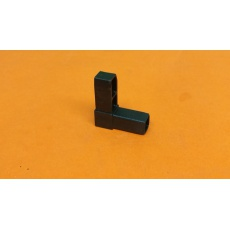 Złączki plastikowe 15x15, czarny