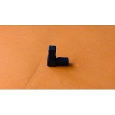Złączki plastikowe 13 x13, czarny