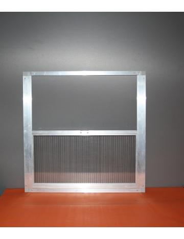 Okno wylotowe  60x60cm - 10mm