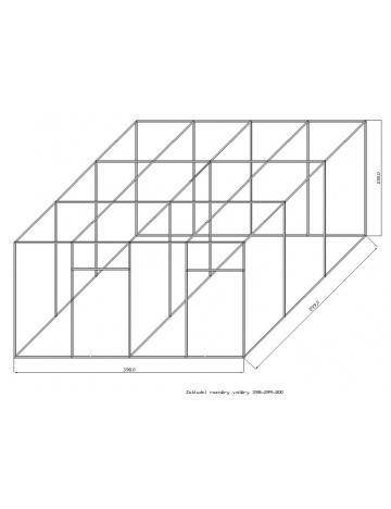 Zestawy KV07/3, bez liczników paszowych