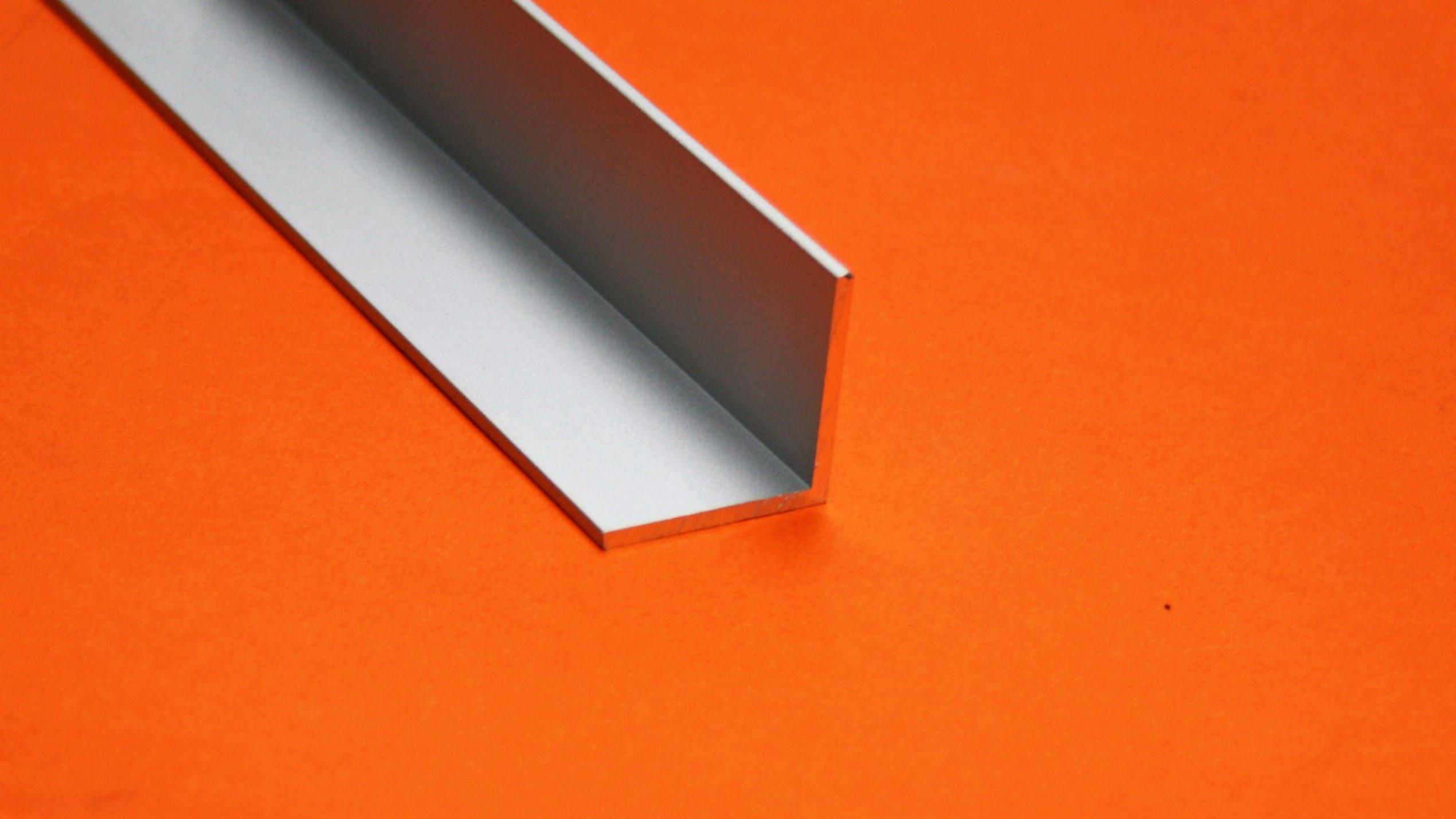 Profil aluminiowy l hl25 elox alugro pro s r o for Esterno s r o