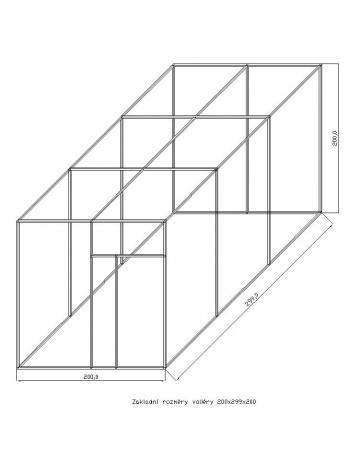 Zestawy KV03/3, bez liczników paszowych