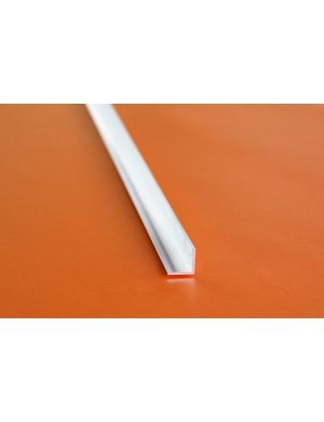 Profil aluminiowy L (HL15 anodowane)