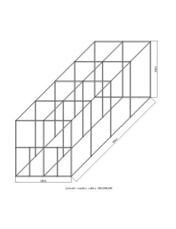 Zestawy KV08/2, bez liczników paszowych