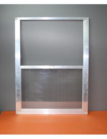 Okno wylotowe 80x60cm - 10mm