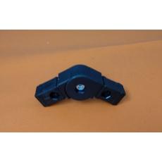 Złącza plastikowe przegubowe 20X20X1,5mm