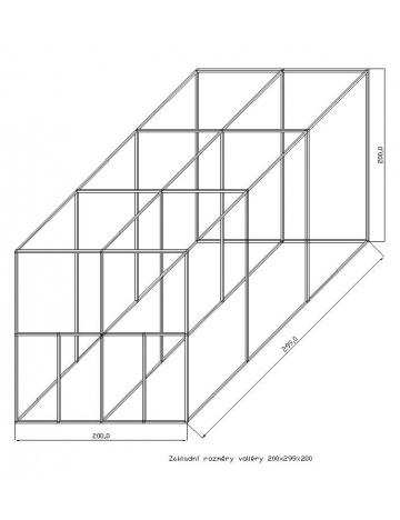 Zestawy KV07/2, bez liczników paszowych