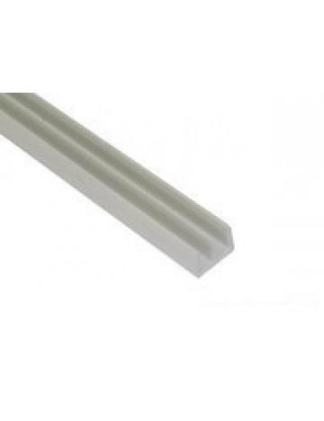 Terarium plastikowa prowadnica do góry, biała