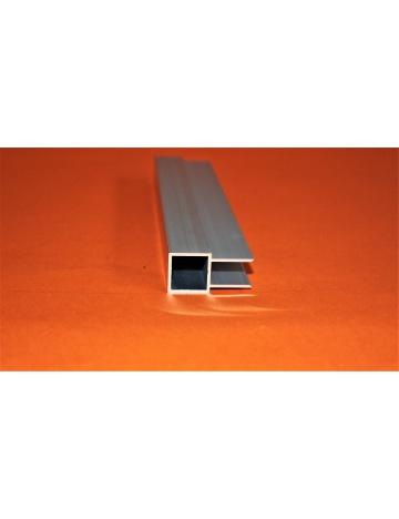 Profil aluminiowy  (HJ20R1 anodowane)