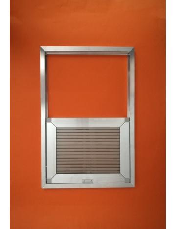 Okno wylotowe  64,5x58,5cm - 16mm