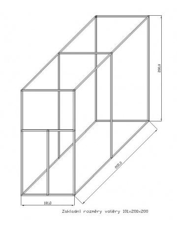 Zestawy KV02/2, bez liczników paszowych