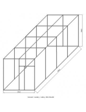 Zestawy KV04/3, bez liczników paszowych